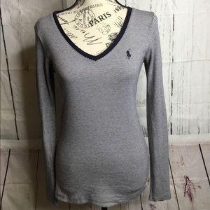 🌸SOLD🌸 Ralph Lauren Striped Women's Shirt